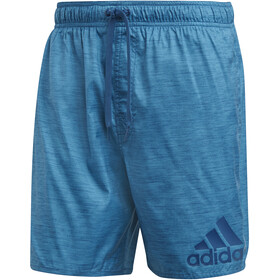 adidas Badge of Sport Melange SL Shorts Men, legend marine
